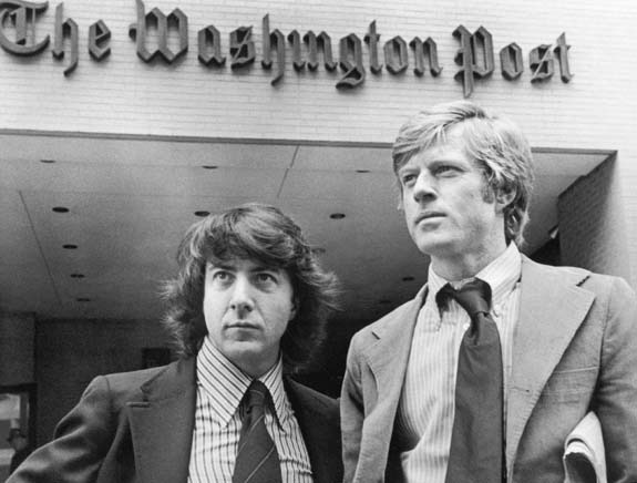 """The Washington Post, April 18 2013: """"Redford and his crew, including director Peter Schnall, stylishly manage what countless think tank and j-school panel ..."""
